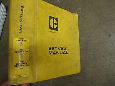 Caterpillar 814 tractor 815 816 compactor service & repair manual