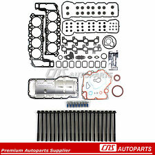 04-07 Dodge Jeep 4.7L V8 287ci Engine Full Gasket Set w/ BOLTS VIN J, N, P Parts