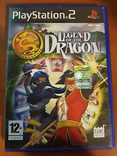 LEGEND OF THE DRAGON - PLAYSTATION 2 PS2 USATO