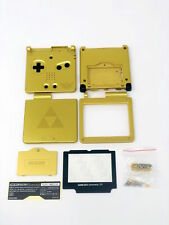 Nintendo GBA SP Game Boy Advance SP Zelda Triforce Replacement Housing Shell