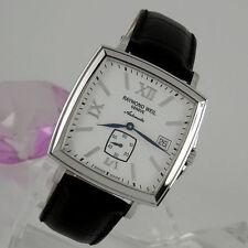 Quadratische polierte mechanisch - (automatische) Armbanduhren mit Datumsanzeige