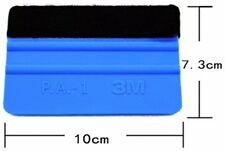 3M Plastic Felt Edge Squeegee Car Vinyl Wrap Application Tool - 2pcs/lot