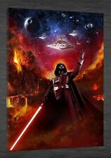Not Framed 24x36 Canvas Prints Home Deocr Wall Art Pic Art star wars darth vader