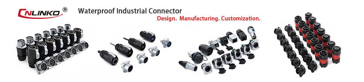 CNLINKO USA - Industrial Connectors