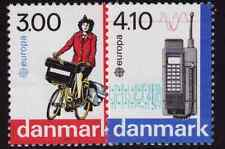 1988 Denmark Europa CEPT MNH Transport and Communications