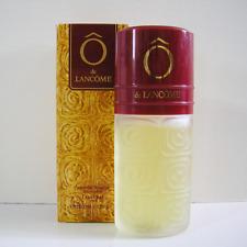 Vintage 1984 O de Lancome Eau De Toilette Atomiseur Spray 120ml - NOT FULL