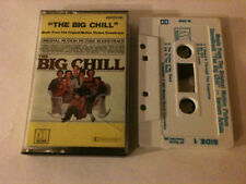 'THE BIG CHILL' 1983 Cassette Compilation Album - Marvin Gaye, Temptations