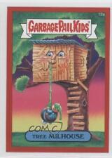 2015 Topps Garbage Pail Kids Series 1 #12a Tree Milhouse Non-Sports Card 0c4