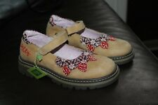 Oilily Girls cute brown shoes with tag unused Eur 32  / US 1 /  UK 13