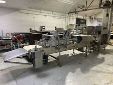 Baking Machines Divider Rounder With Double Sheeter And Moulder - Hoagies Bagels
