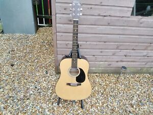 JOHNSON by AXL Dreadnought  Acoustic Guitar