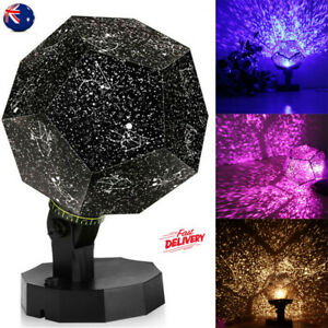 Magical Planetarium Star Celestial Projector Cosmos Night Light Sky Lamp Gift