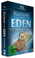 Return to Eden -TV series complete  DVD 22 Episodes+ mini Region 2/UK
