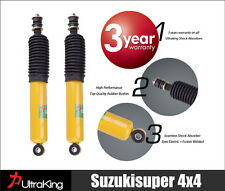 2 Front Gas Shock Absorbers Mitsubishi Triton MK 4WD Ute 96-06 + Dust Cover Boot