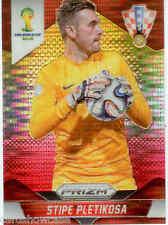 2014 World Cup Prizm Yellow Red Parallel No.116 S.PLETIKOSA (CROATIA)