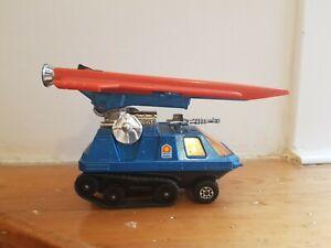 "RARE Matchbox Lesney ""Adventure 2000"" Shuttle Launcher K-2006 1977"