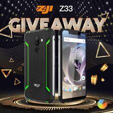 Homtom ZOJI Z33 16MP 4600mAh Android 8.1 Face ID Dual 4G Smartphone IP68 Móvil