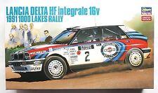 HASEGAWA 1/24 Lancia Delta HF Integrale 16V 1991 1000 Lakes rally limited model