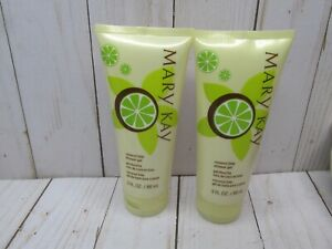 TT 2 Mary Kay Coconut Lime Shower Gel  RARE Limited Edition