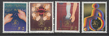 CHINA : 1985 Welfare Fund for the Handicapped set SG 3373-6  MNH