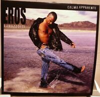 EROS RAMAZZOTTI + CD + Calma Apparente (2005) Special Edition Sony 2020 /21-177