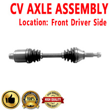 1x Front Driver Side CV Axle Shaft For CHEVROLET HHR 2008 2009 2010 2011 L4 2.0L