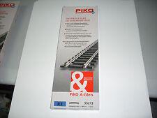 SCATOLA BINARI PIKO MODEL 55213 - R3 - SCALA H0  ( CONTENUTO 6 PEZZI )