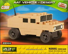 COBI AAT Vehicle - Desert NANO (2244) - 42 elem.