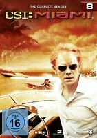 CSI: Miami - Season 8 [6 DVDs] | DVD | Zustand gut