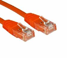GN1219 GC605-7 Meter CAT 6 Ethernet-netwerk LEAD UTP PVC MOULDED CABLE-ORANJE