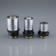 M19 PLANACHROMAT pol 6.3x /0.12 10x /0.2 63x /0.8, Carl Zeiss Jena microscope ☆☆