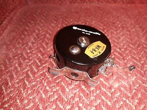 VINT. GARCIA-MATIC AUTO #1430 FLY FISHING REEL VERY GOOD CONDITION.  SMOOTH.