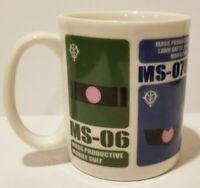 Mobile Suite Gundam  MUG CUP  2006  Mass Productive Mobile Suit  General Purpose