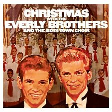 RAY SINGERS CONNIFF - CHRISTMAS WITH THE EVERLY BROTHERS  CD NEU