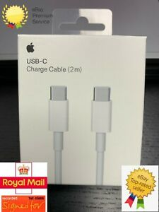 2M Apple MLL82ZMA USB-C Charge Cable 🔥UK BASED SELLER🔥