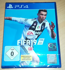 FIFA 19 PlayStation4 NEU&OVP (inkl. Ultimate Team Code u. 14Tage gratis PS+)