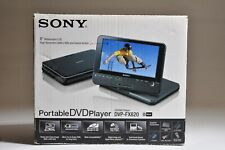 Sony DVP-FX820 Portable DVD Player, AC adapter FX150 & Car battery adapter