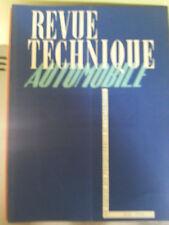 revue technique automobile avril 1948 n 24 peugeot 201 c