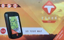 "FALK TIGER GEO Fahrrad Outdoor Geocaching Navigationsgerät  3,5"" Navi mit GPS"