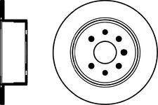 MDK0042 MINTEX BRAKE SET DISC BRAKES BRAKEBOX PADS & DISCS KIT SOLID