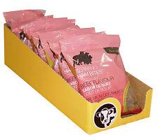 Serrano Beef  Flavour Dog Bites/Treats 100g singles or multi buy