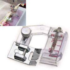 Domestic Sewing Machine Presser Hemmer Foot Feet Kit For Brother Singer Janom