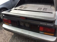 Toyota MR2 AW11 Rear Spoiler READ ME ! Parting out whole car! Whatcha need?