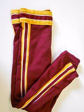 """NOS Vtg '80's Rawlings Men's Baseball Pants Small 32""""-33"""" Cardinal Gold USA"""