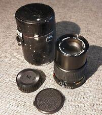 Minolta MD Rokkor 135mm 3.5