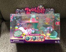 Zoobles Kelp's Underwater Adventure Playset #035 Kelp Mini Friend Finn NEW