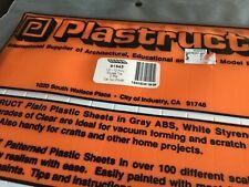 "Plastruct 91545 Square Tile White .485"" (2)"