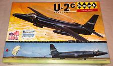 Hawk U-2C Spy Plane 1:48 scale plastic aircraft model kit new 421