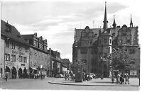 AK, Saalfeld Saale, Partie am Markt, 1964