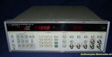 Noise and Interferance Test Set HP 3708A